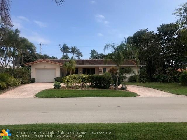 4100 NE 26th Avenue, Lighthouse Point, FL 33064 (MLS #F10105543) :: Green Realty Properties