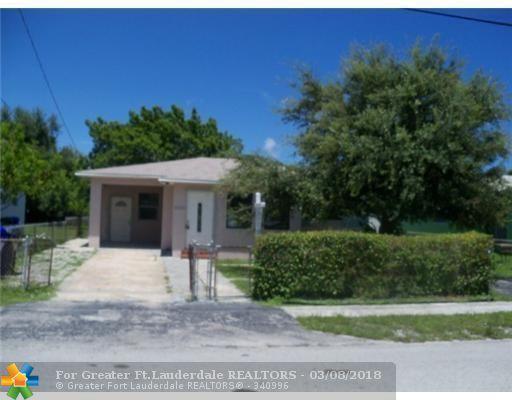 2235 Garfield St, Hollywood, FL 33020 (MLS #F10105629) :: Green Realty Properties