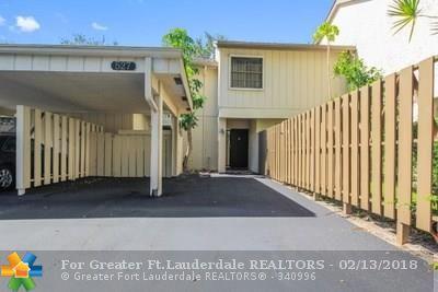 527 Wildwood Lane #527, Deerfield Beach, FL 33442 (MLS #F10107916) :: Green Realty Properties