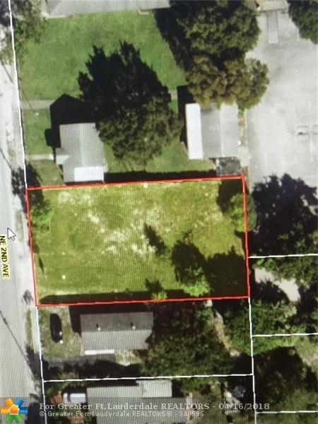 1022 NE 2 AV, Fort Lauderdale, FL 33311 (MLS #F10108965) :: Green Realty Properties