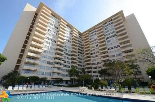 3333 NE 34th St #1618, Fort Lauderdale, FL 33308 (MLS #F10110566) :: Green Realty Properties