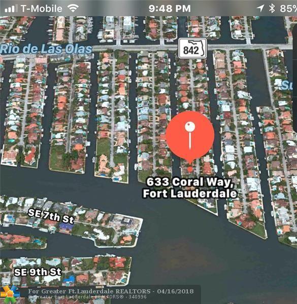 633 Coral Way, Fort Lauderdale, FL 33301 (MLS #F10114812) :: Green Realty Properties