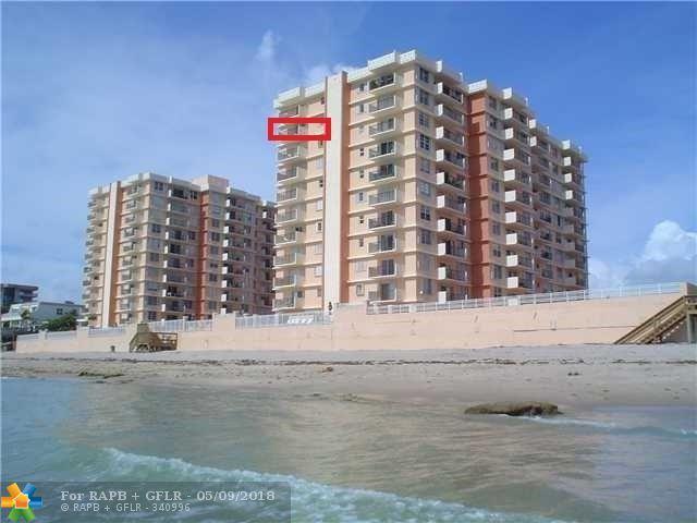 4505 S Ocean Blvd #907, Highland Beach, FL 33487 (MLS #F10116056) :: Green Realty Properties