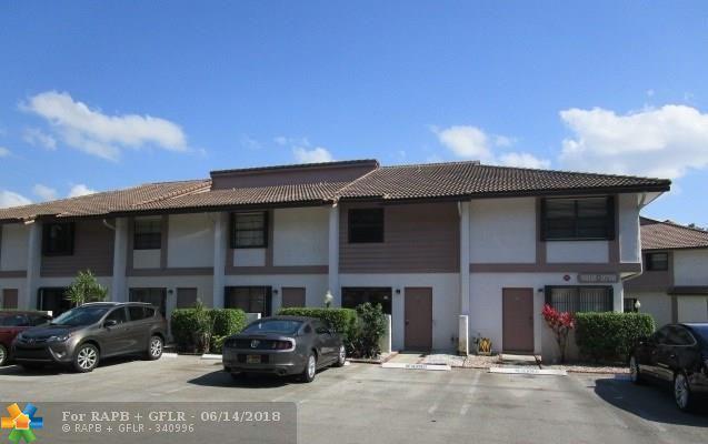 9800 NW 14th Street #5, Coral Springs, FL 33071 (MLS #F10116254) :: Green Realty Properties