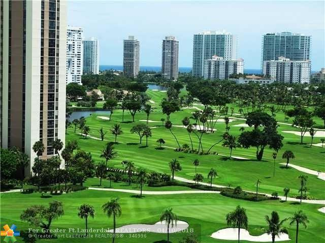 20100 W Country Club Dr #1609, Aventura, FL 33180 (MLS #F10117234) :: Green Realty Properties