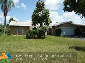 1515 NW 85th Dr, Coral Springs, FL 33071 (MLS #F10117781) :: Green Realty Properties