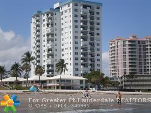 1500 S Ocean Blvd #301, Lauderdale By The Sea, FL 33062 (MLS #F10118299) :: Green Realty Properties