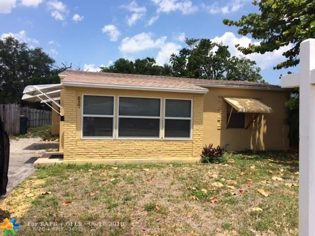 237 SW 22nd St, Fort Lauderdale, FL 33315 (MLS #F10119390) :: Green Realty Properties