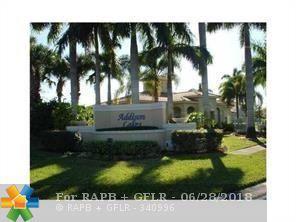 23161 Addison Lakes Circle #23161, Boca Raton, FL 33433 (MLS #F10119425) :: Green Realty Properties
