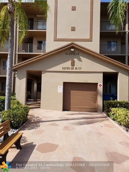 12755 SW 16th Ct #211, Pembroke Pines, FL 33027 (MLS #F10119539) :: Green Realty Properties