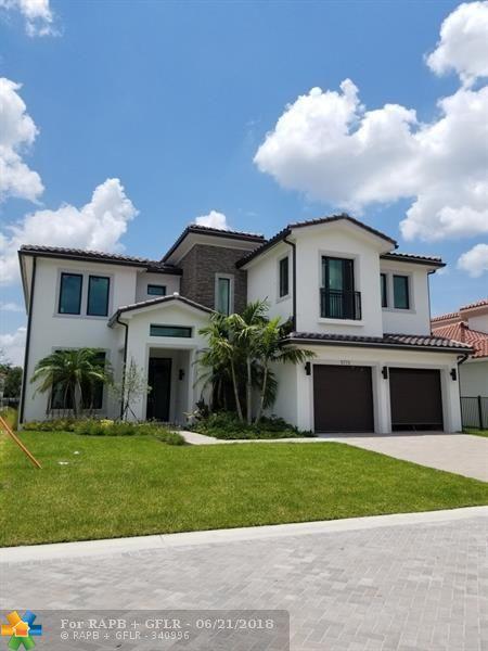 5703 Brookfield Cir, Fort Lauderdale, FL 33312 (MLS #F10119943) :: Green Realty Properties