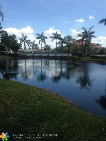 6190 Woodlands Blvd #504, Tamarac, FL 33319 (MLS #F10122590) :: Green Realty Properties