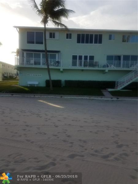 5400 N Ocean Blvd #57, Lauderdale By The Sea, FL 33308 (MLS #F10122839) :: Green Realty Properties