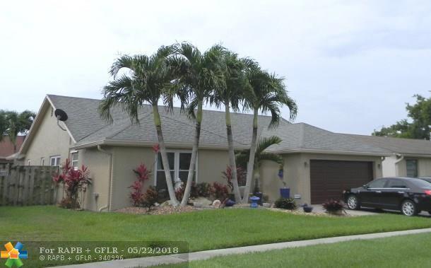 11840 NW 41st St, Sunrise, FL 33323 (MLS #F10123523) :: Green Realty Properties