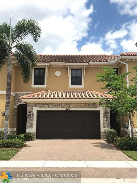 9615 Watercrest Isle #9615, Parkland, FL 33076 (MLS #F10123841) :: United Realty Group
