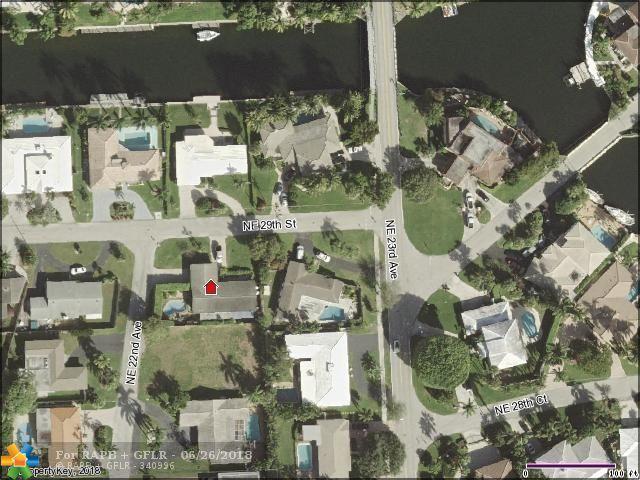 2200 NE 29th St, Lighthouse Point, FL 33064 (MLS #F10124723) :: Green Realty Properties