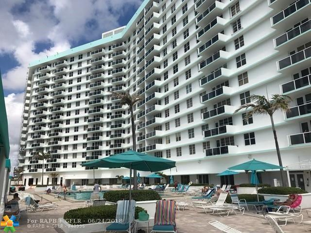3725 S Ocean Dr #702, Hollywood, FL 33019 (MLS #F10124754) :: Green Realty Properties