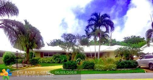 2920 NE 44th St, Fort Lauderdale, FL 33308 (MLS #F10124789) :: Green Realty Properties