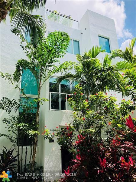 781 Ne 4Th Ave #781, Fort Lauderdale, FL 33304 (MLS #F10125168) :: Green Realty Properties