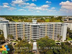 625 Oaks Dr #202, Pompano Beach, FL 33069 (MLS #F10125604) :: Green Realty Properties