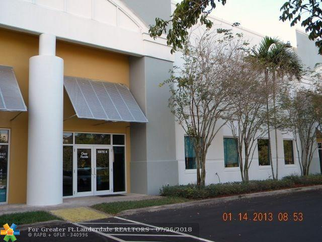 4900 Lyons Technology Pkwy #8, Coconut Creek, FL 33073 (MLS #F10127107) :: Laurie Finkelstein Reader Team