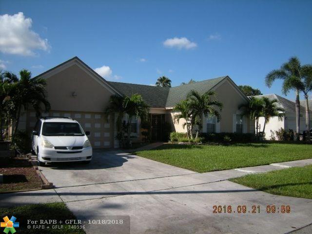 9520 Chelsea Dr, Miramar, FL 33025 (MLS #F10127685) :: Green Realty Properties