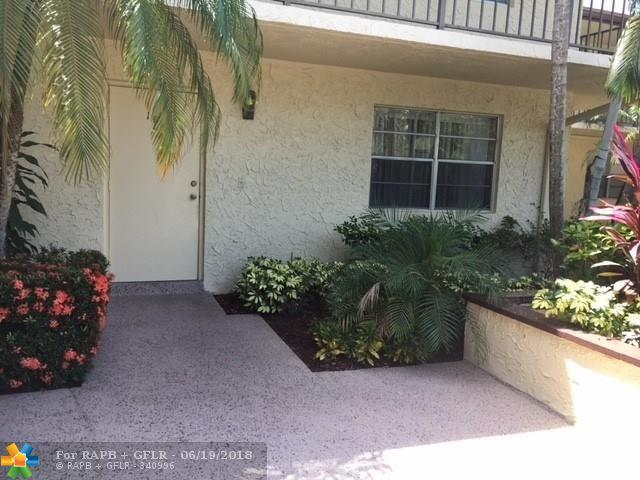 8790 Holly Ct #102, Tamarac, FL 33321 (MLS #F10127734) :: Green Realty Properties