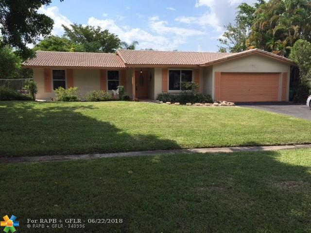 11851 NW 24th St, Coral Springs, FL 33065 (MLS #F10128253) :: Green Realty Properties