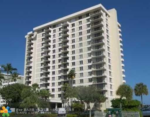 1900 S Ocean Blvd 10R, Pompano Beach, FL 33062 (MLS #F10128556) :: Green Realty Properties