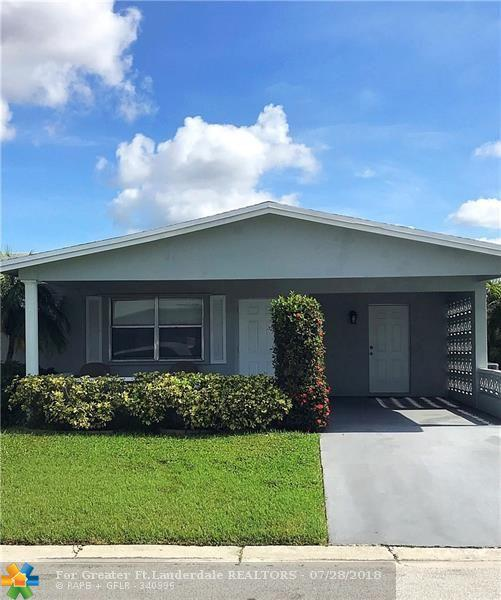 6665 NW 12th St, Margate, FL 33063 (MLS #F10129330) :: Green Realty Properties