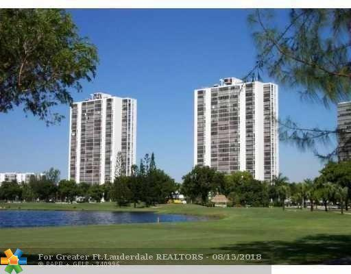 3625 N Country Club Dr #2105, Aventura, FL 33180 (MLS #F10129423) :: Green Realty Properties