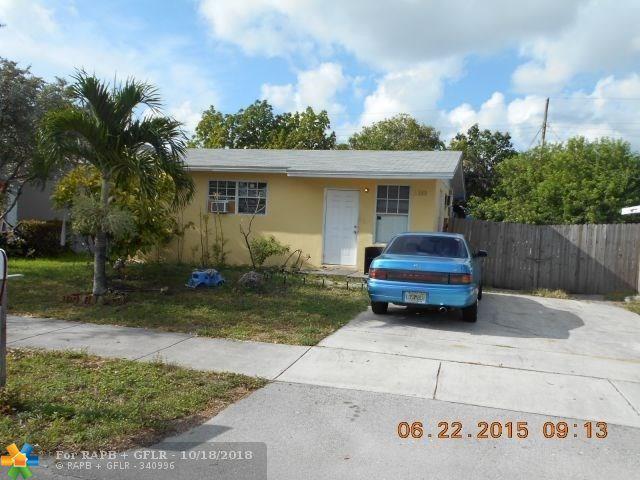 2580 NW 4th Ct, Pompano Beach, FL 33069 (MLS #F10129613) :: Green Realty Properties