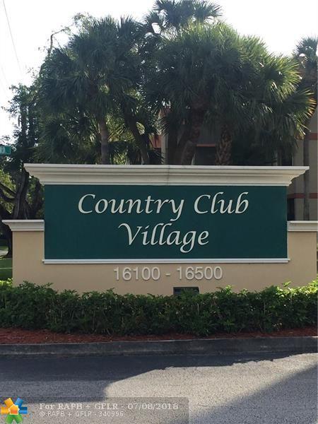 16500 Golf Club Rd #212, Weston, FL 33326 (MLS #F10130171) :: Green Realty Properties