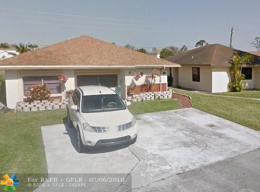 1367 Summit Run Cir, West Palm Beach, FL 33415 (MLS #F10130336) :: Green Realty Properties