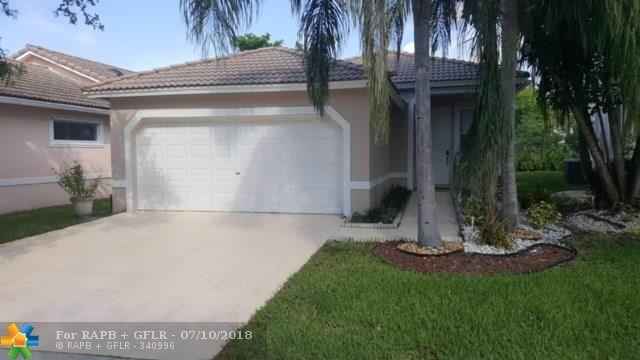 3964 NW 89th Ave, Coral Springs, FL 33065 (MLS #F10130978) :: Green Realty Properties