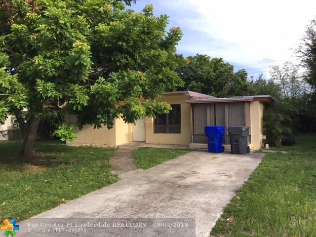 5636 Branch St, Hollywood, FL 33021 (MLS #F10131121) :: Green Realty Properties