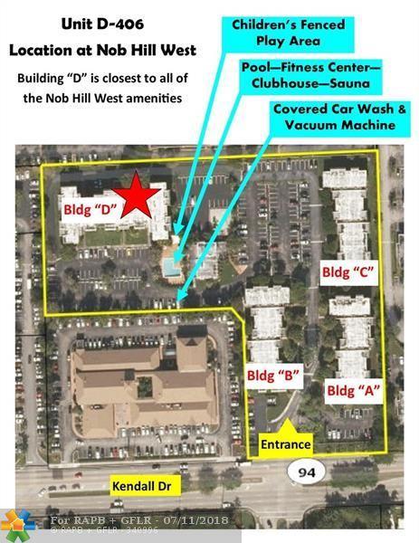 10431 N Kendall Dr D406, Miami, FL 33176 (MLS #F10131311) :: Green Realty Properties