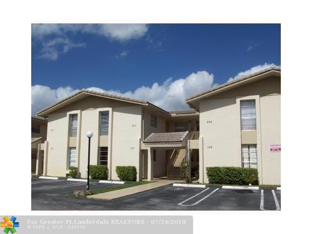 11101 Royal Palm Blvd #219, Coral Springs, FL 33065 (MLS #F10131609) :: Green Realty Properties