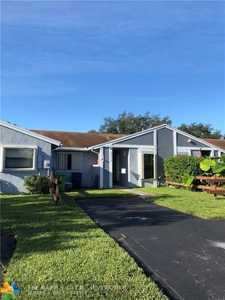 8028 NW 41 Ct #8028, Sunrise, FL 33351 (MLS #F10132014) :: Green Realty Properties