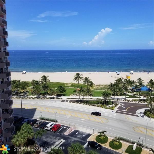 405 N Ocean Bl #1118, Pompano Beach, FL 33062 (MLS #F10132109) :: Green Realty Properties