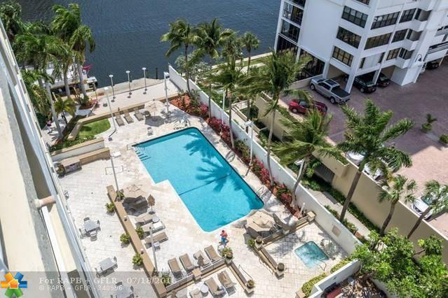 2670 E Sunrise Blvd #907, Fort Lauderdale, FL 33304 (MLS #F10132110) :: Green Realty Properties