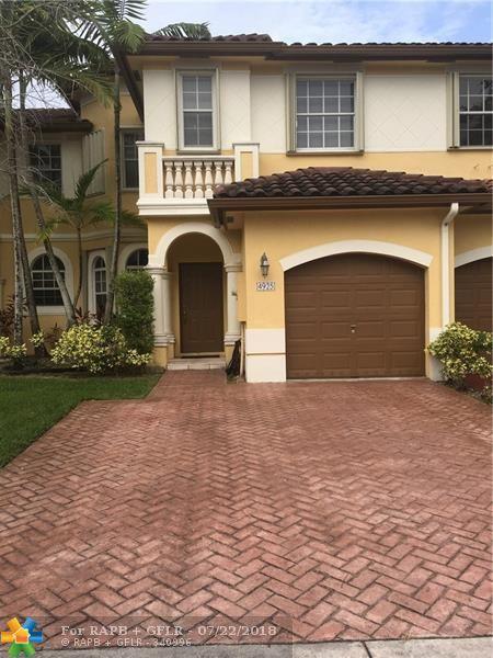 4925 SW 135th Ave #0, Miramar, FL 33027 (MLS #F10132397) :: Green Realty Properties