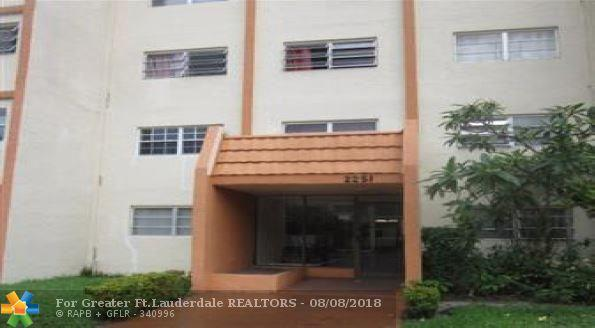 2251 NW 41st Ave #106, Lauderhill, FL 33313 (MLS #F10132687) :: Green Realty Properties