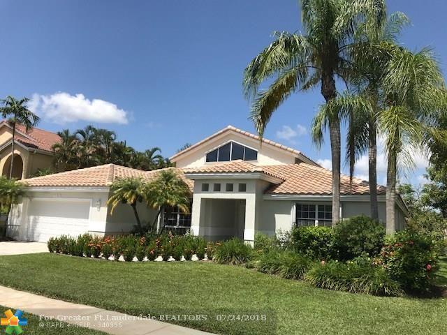 960 NW 199th Ter, Pembroke Pines, FL 33029 (MLS #F10132939) :: Green Realty Properties