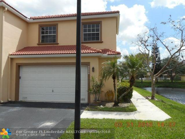 9688 Royal Palm Blvd #9688, Coral Springs, FL 33065 (MLS #F10133554) :: Green Realty Properties