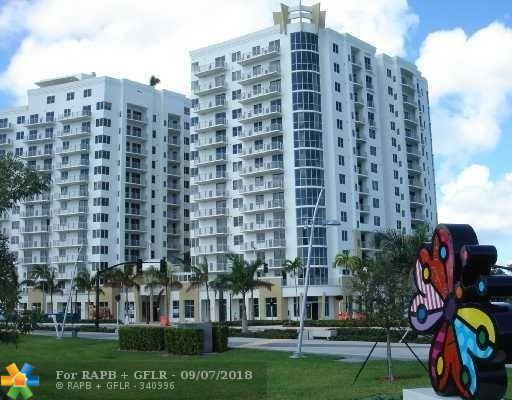 1830 Radius Dr #1322, Hollywood, FL 33020 (MLS #F10134275) :: Green Realty Properties