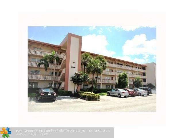 2404 Antigua Cir D4, Coconut Creek, FL 33066 (MLS #F10134488) :: Green Realty Properties