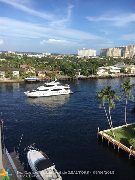 3100 NE 49th St #805, Fort Lauderdale, FL 33308 (MLS #F10134659) :: Green Realty Properties
