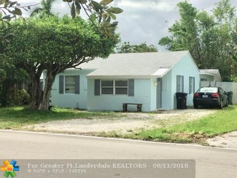 1025 SW 15th Ave, Fort Lauderdale, FL 33312 (MLS #F10134916) :: Green Realty Properties