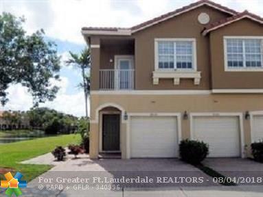 9050 Preston Pl #9050, Tamarac, FL 33321 (MLS #F10135158) :: Green Realty Properties